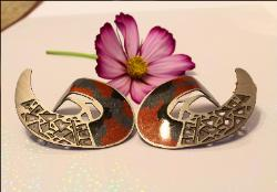Art Deco Vintage Earrings