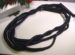 Midnight Blue Multi Strand