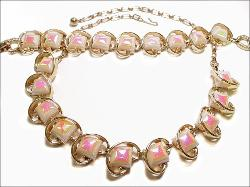 Vintage Jewelry at Teresa's | Necklace Bracelet Demi Parure
