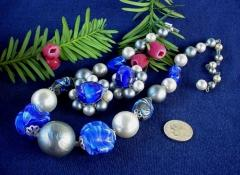 Vintage Necklace Parure Set on Sale at Teresa's Vintage Jewelry.