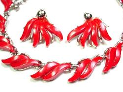 Fire Red Thermoset Set