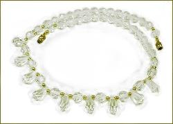 Austrian Crystal Prisms Necklace