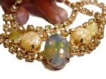 Multiple Stone Shapes and Colors | Juliana Necklace