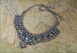 A delightful important Blue Bib Festoon Necklace for your personal selection