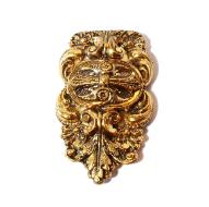 Victorian Dress Clip stunning along with a 3 dimensional height